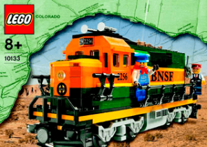 Burlington-Northern-Santa-Fe-Set-10133