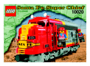 Santa-Fe-Super-Chief-set-10020